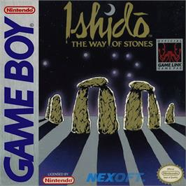 Box cover for Ishido: The Way of Stones on the Nintendo Game Boy.