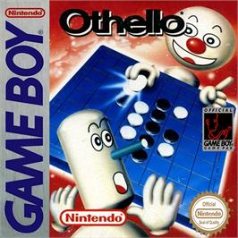 Box cover for Othello on the Nintendo Game Boy.