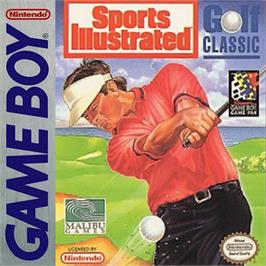 Box cover for Sports Illustrated - Golf Classic on the Nintendo Game Boy.