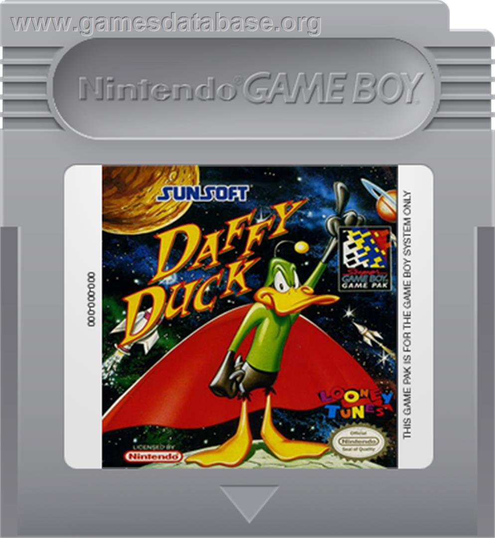 Daffy Duck The Marvin Missions - Super Famicom …