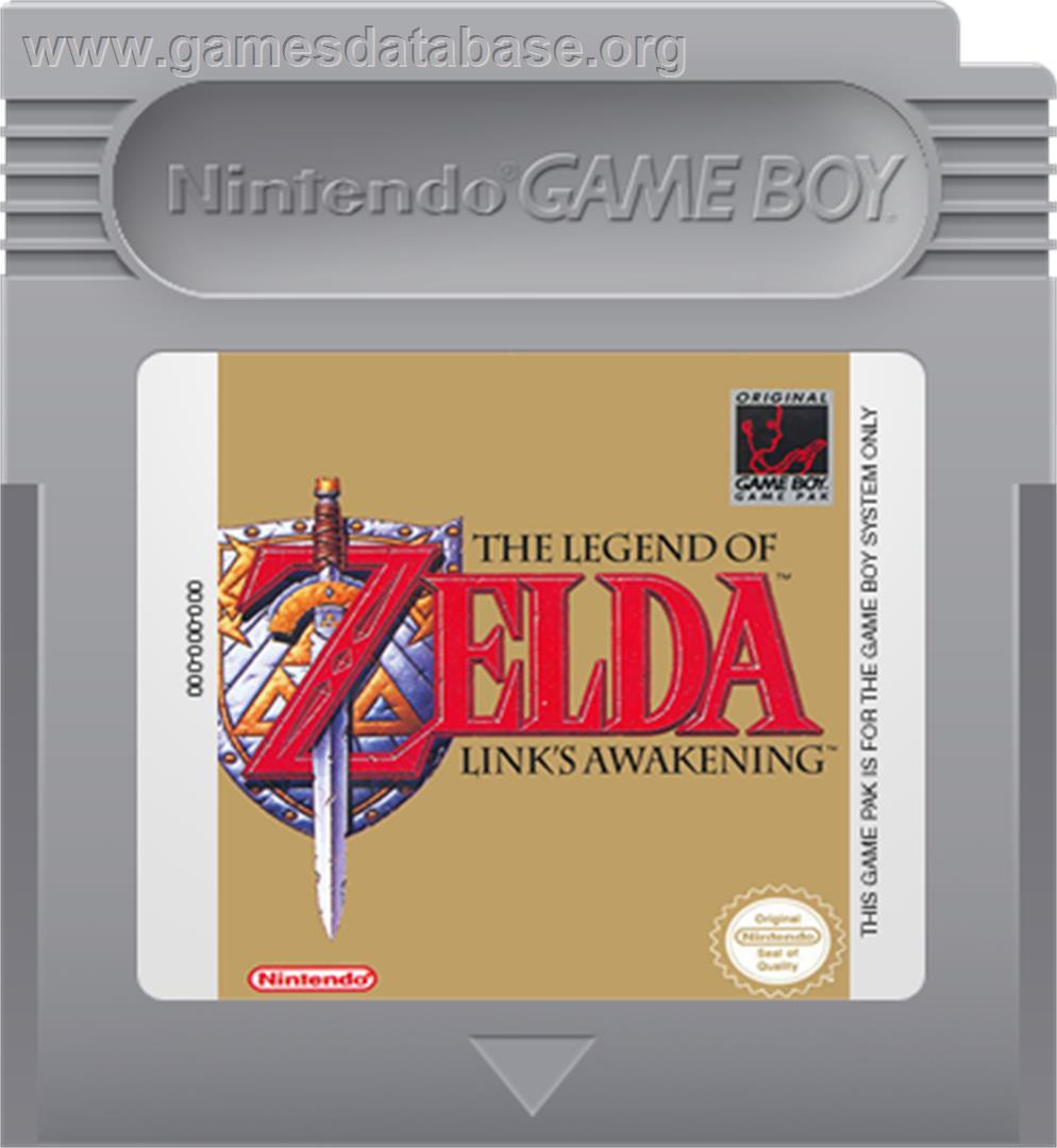 Legend Of Zelda Link S Awakening Nintendo Game Boy