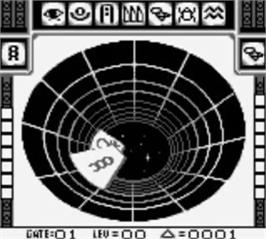 In game image of Stargate on the Nintendo Game Boy.