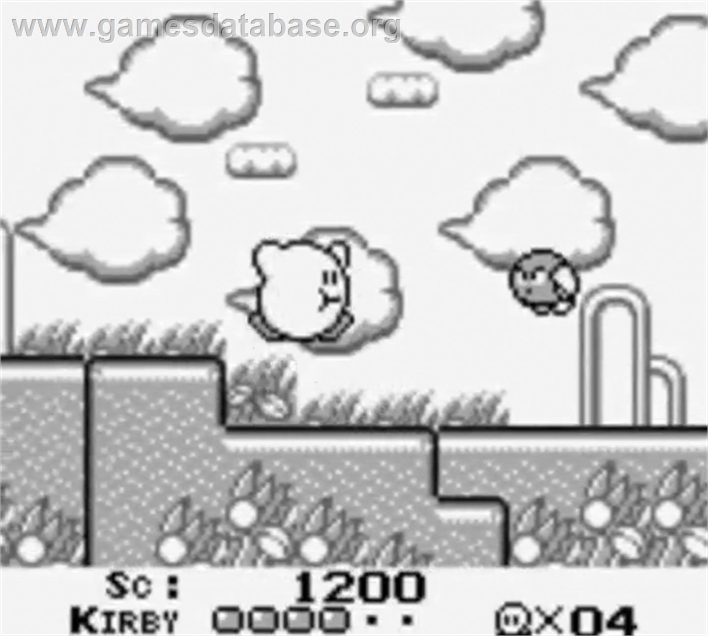 kirby s dreamland 2 game genie