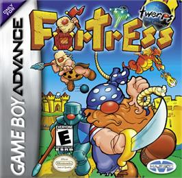Box cover for Fortress on the Nintendo Game Boy Advance.