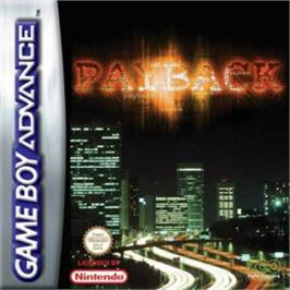 Box cover for Payback on the Nintendo Game Boy Advance.