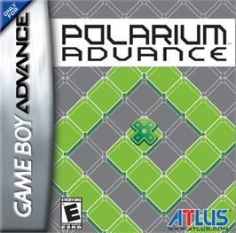 Box cover for Polarium Advance on the Nintendo Game Boy Advance.