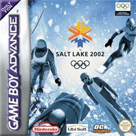Box cover for Salt Lake 2002 on the Nintendo Game Boy Advance.