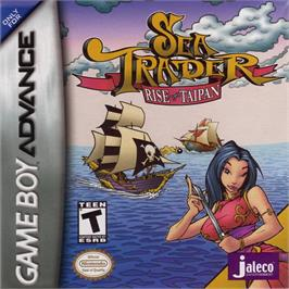 Box cover for Sea Trader: Rise of Taipan on the Nintendo Game Boy Advance.