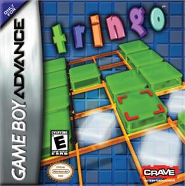 Box cover for Stinger on the Nintendo Game Boy Advance.