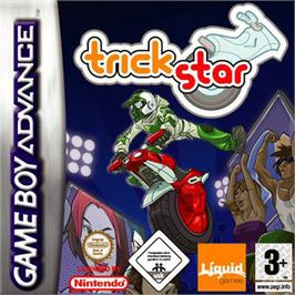 Box cover for Trick Star on the Nintendo Game Boy Advance.