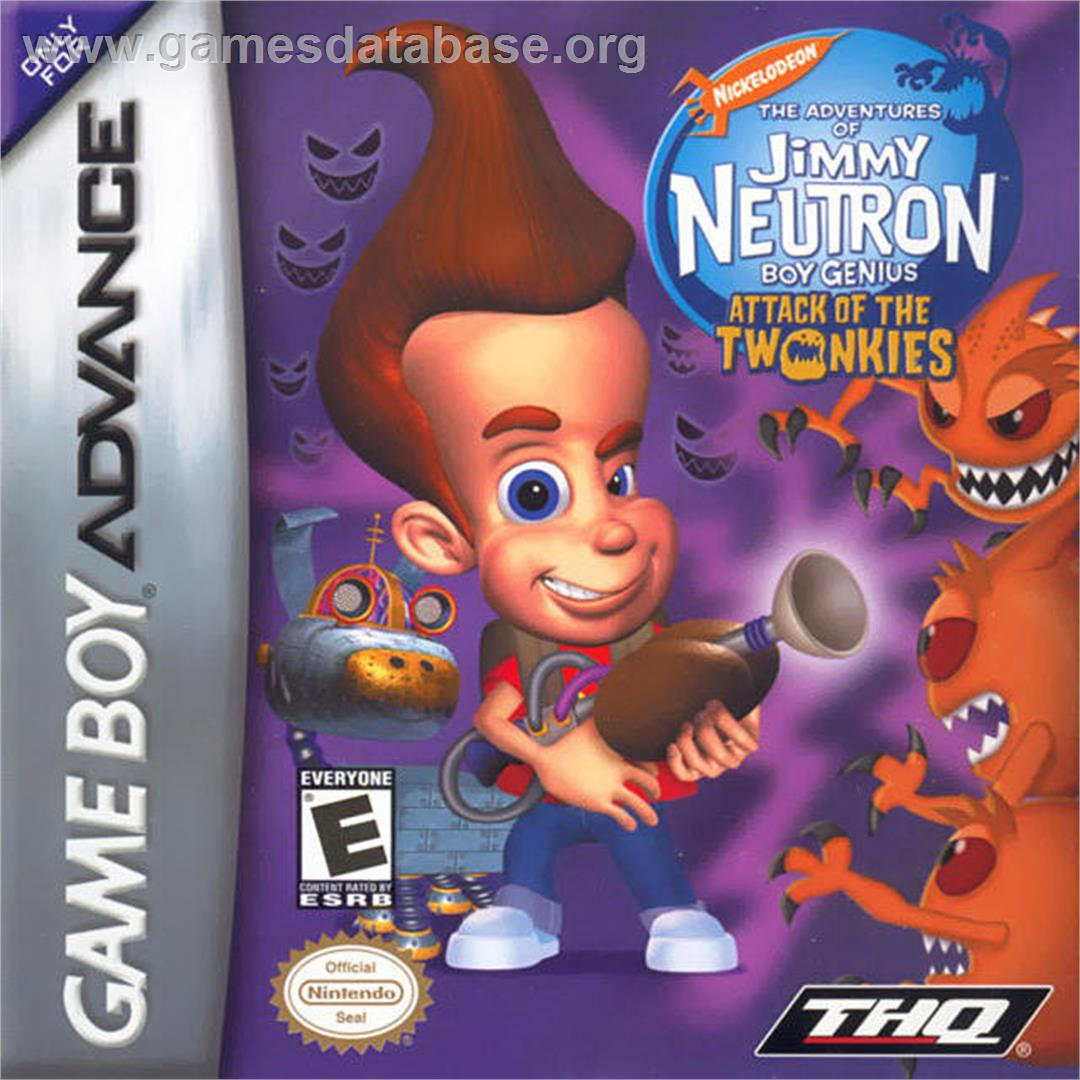 Jimmy neutron boy genius games online