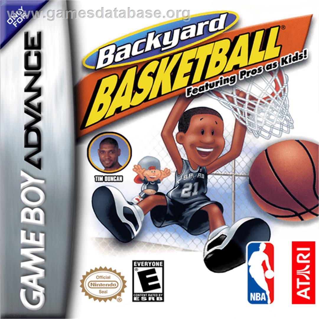 backyard basketball jeu gba images vidéos astuces et avis