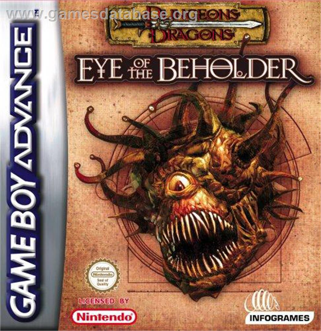 Dungeons & Dragons: Eye of the Beholder - Guide and ...