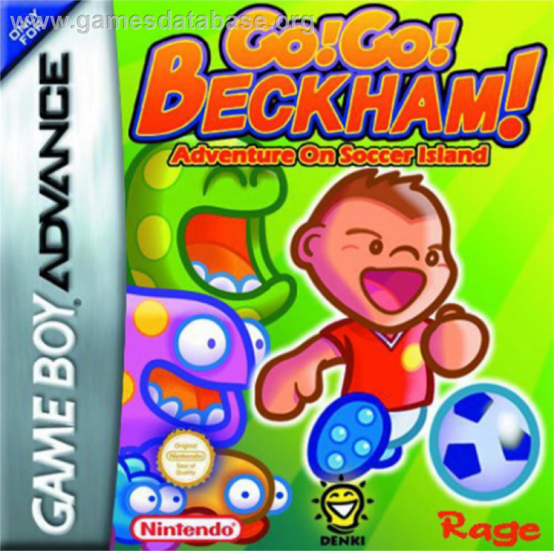 Go! Go! Beckham! Adventure of Soccer Island on the Nintendo Game Boy