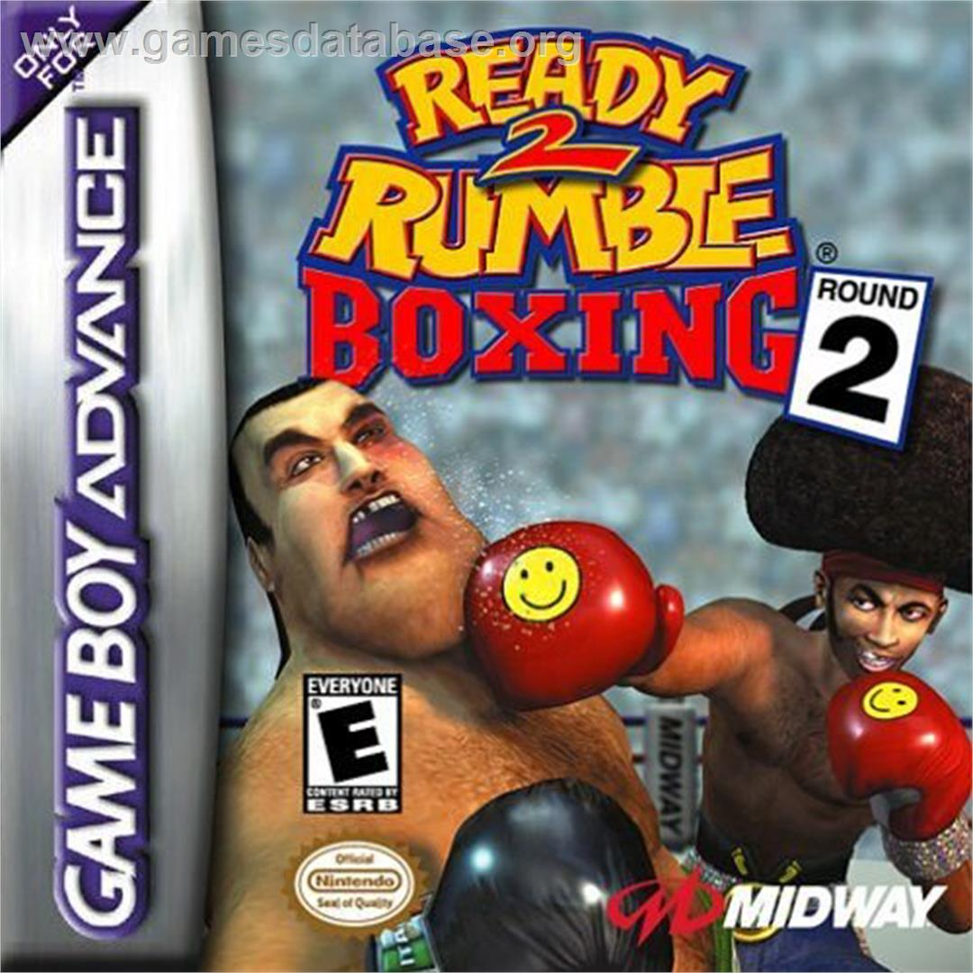 for Ready 2 Rumble Boxing: Round 2 on the Nintendo Game Boy Advance