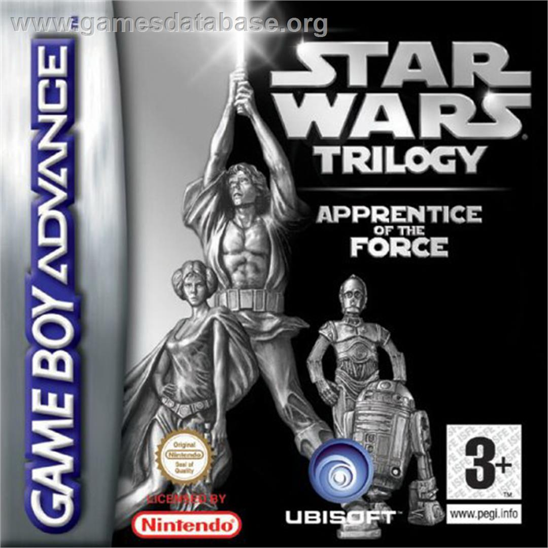 Star Wars Trilogy: Apprentice of the Force - Nintendo Game Boy Advance