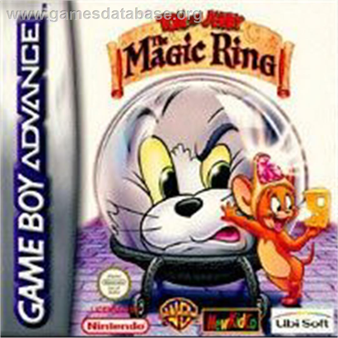 and Jerry: The Magic Ring - Nintendo Game Boy Advance - Games Database