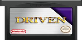 Cartridge artwork for Digidrive on the Nintendo Game Boy Advance.