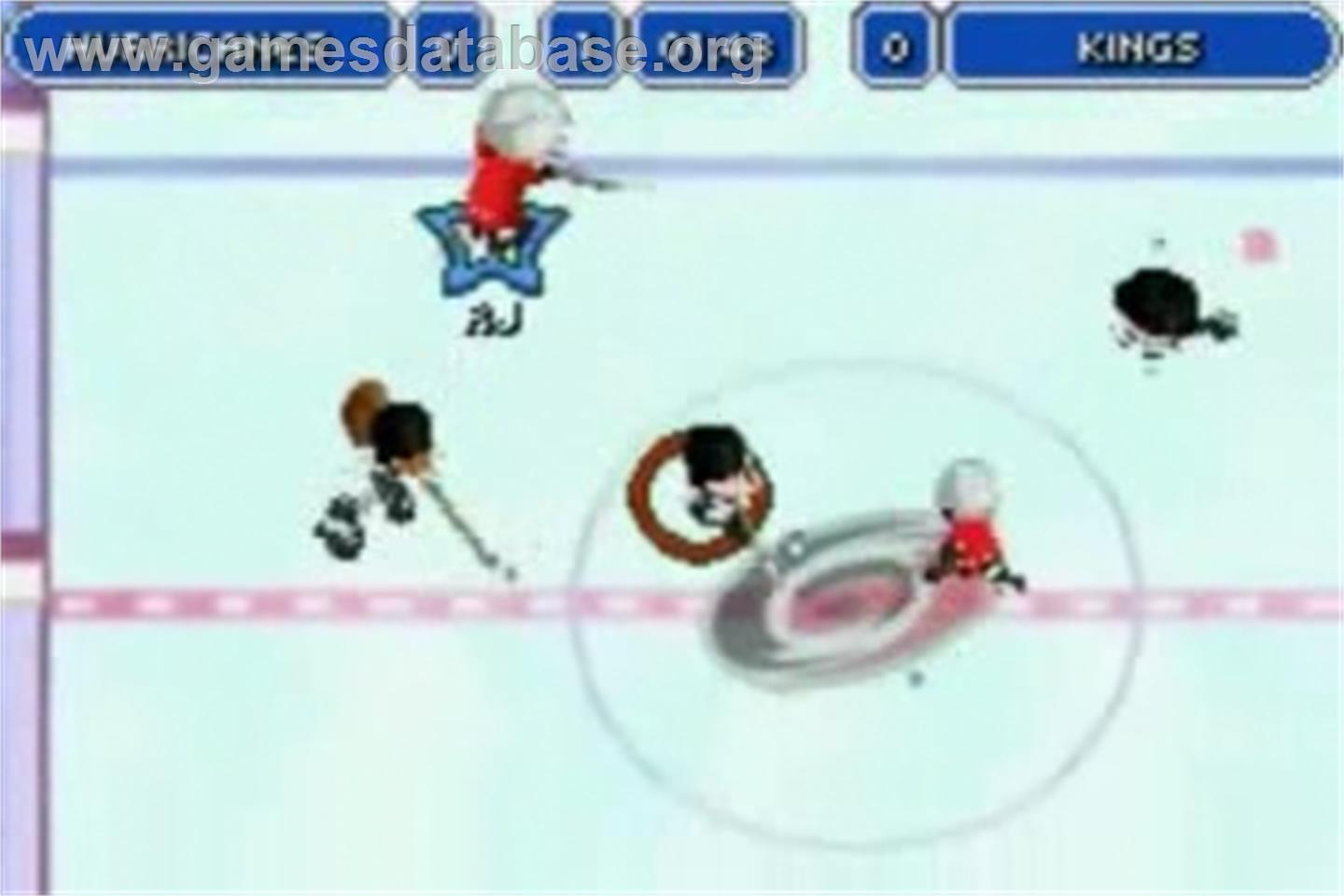 backyard hockey on the nintendo game boy advance adult backyard games