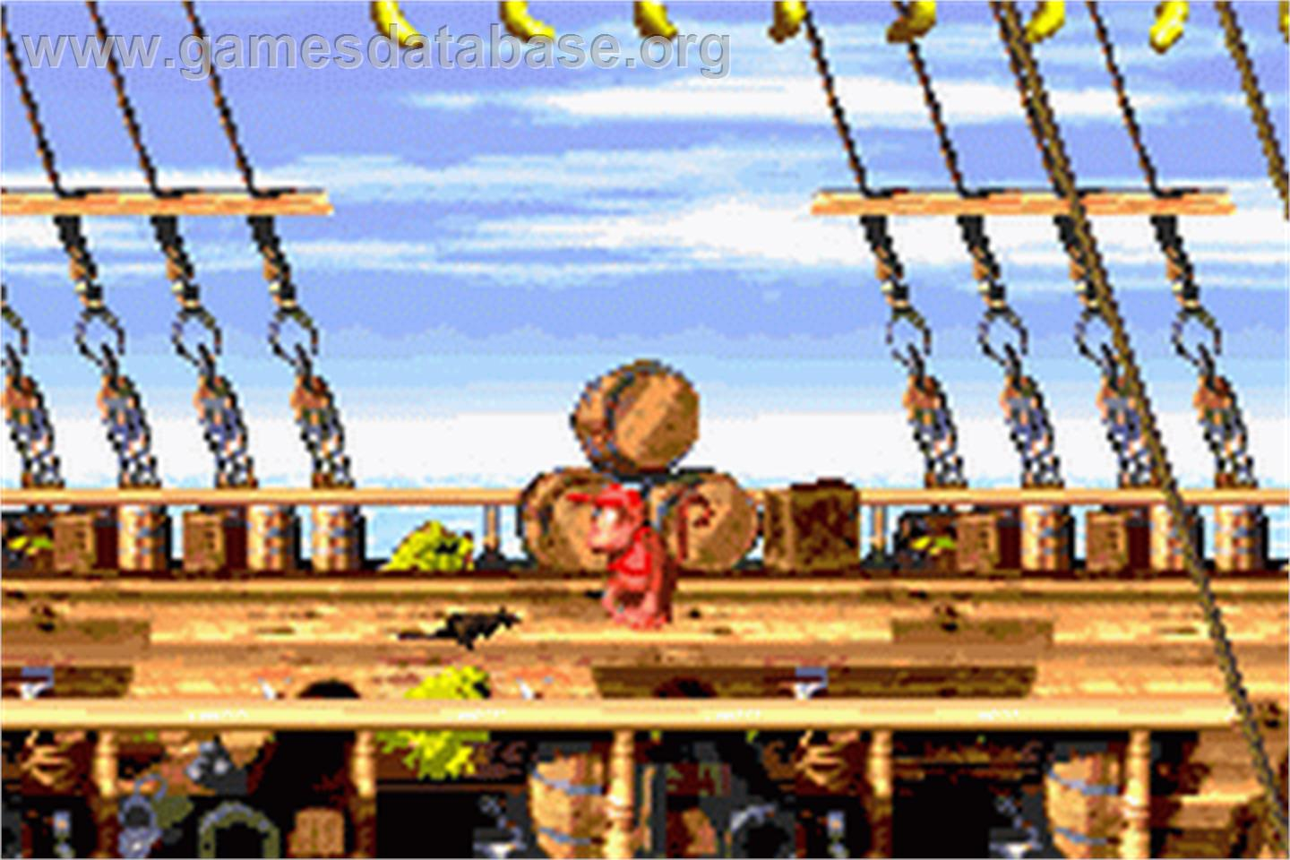 Donkey Kong Country 2: Diddy's Kong Quest - Nintendo Game Boy Advance