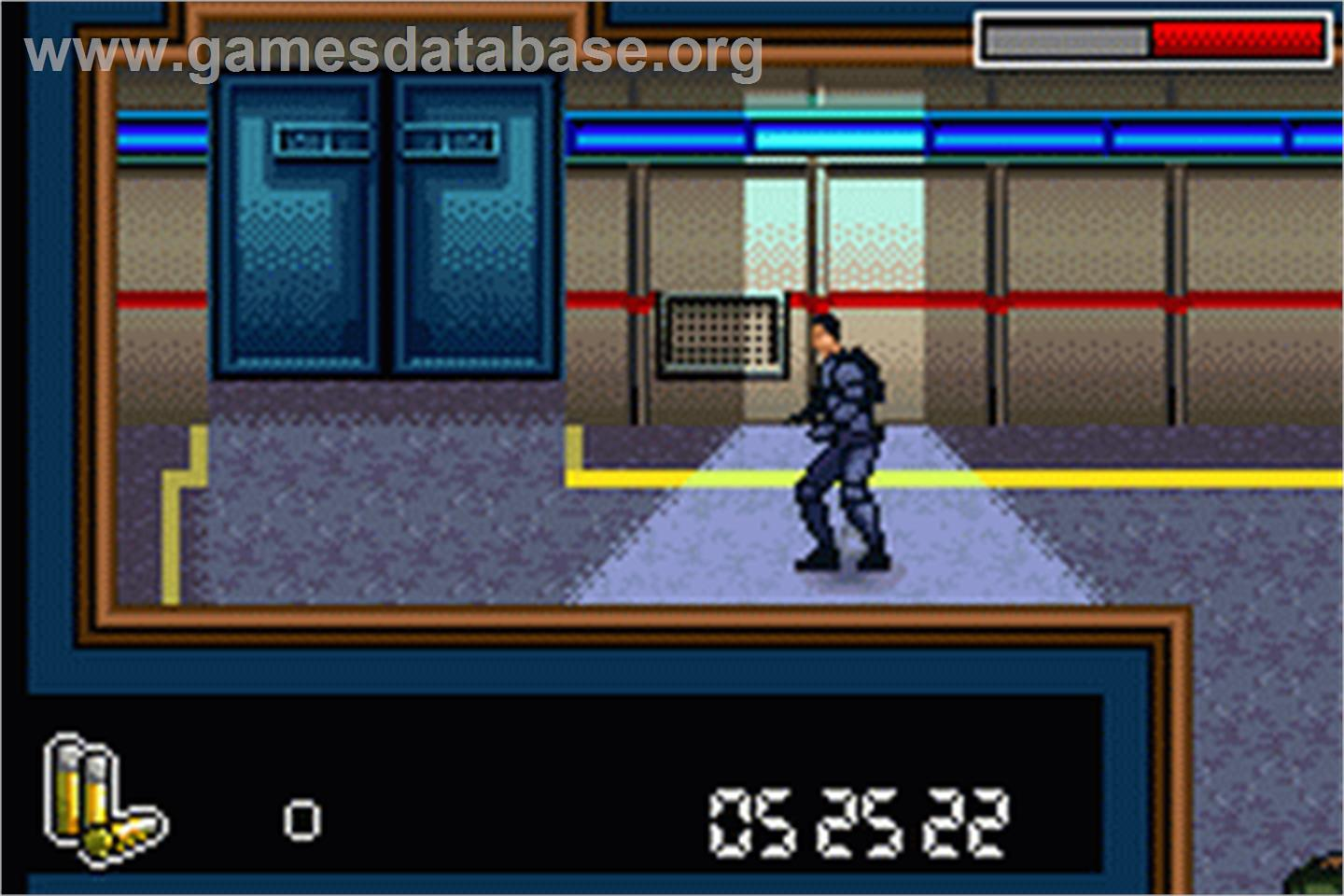 Mission Impossible: Operation Surma on the Nintendo Game Boy Advance