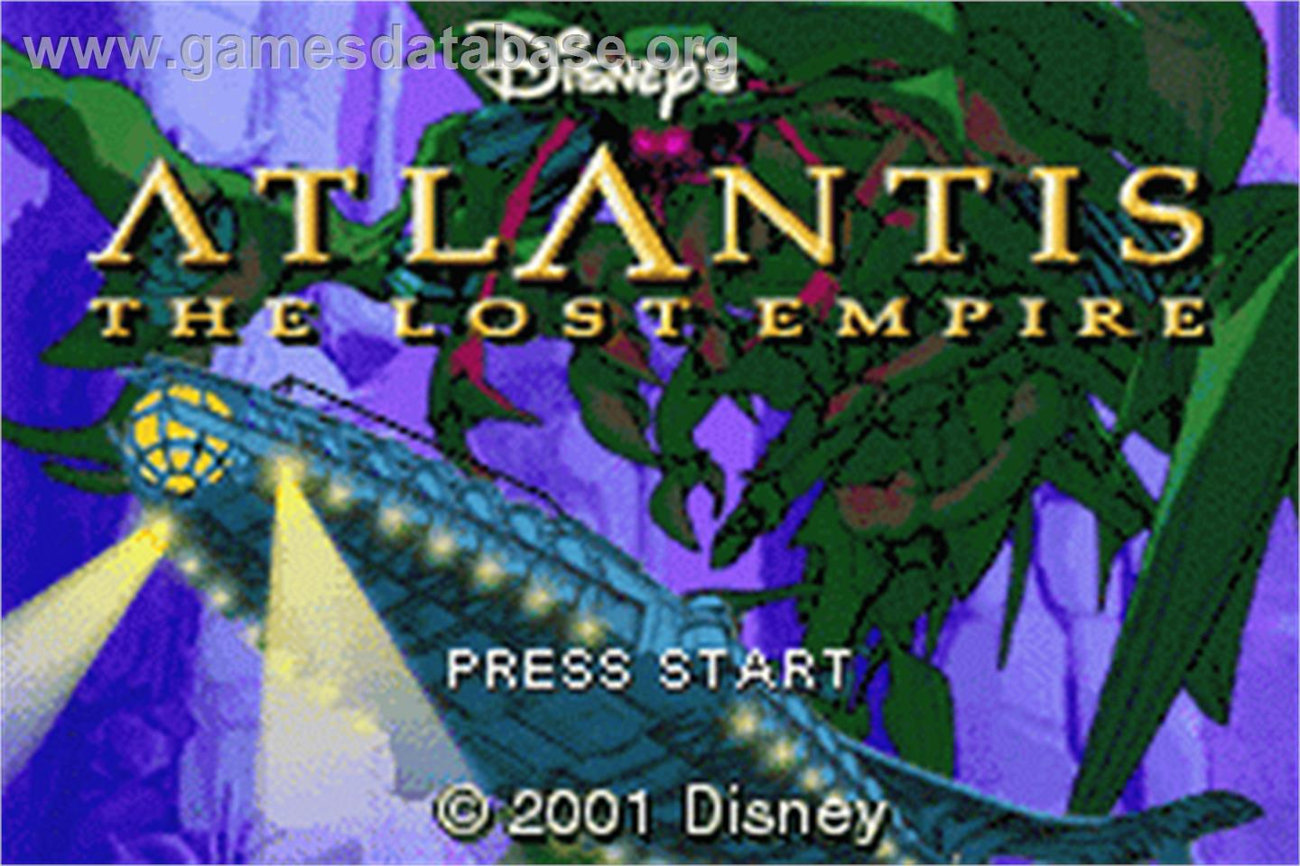 lost atlantis games