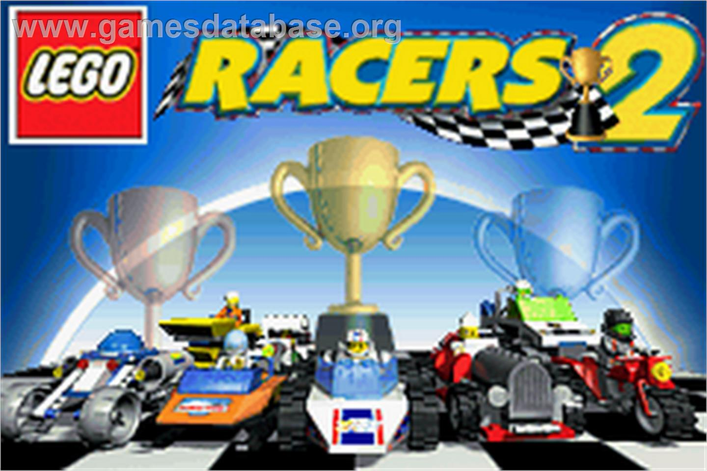 LEGO Racers 2 Game