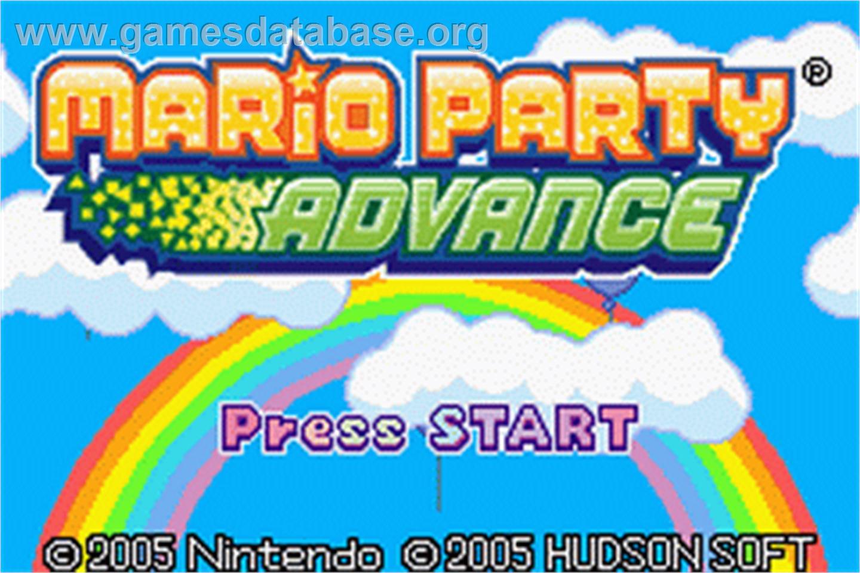 Game Boy Advance Mario Games
