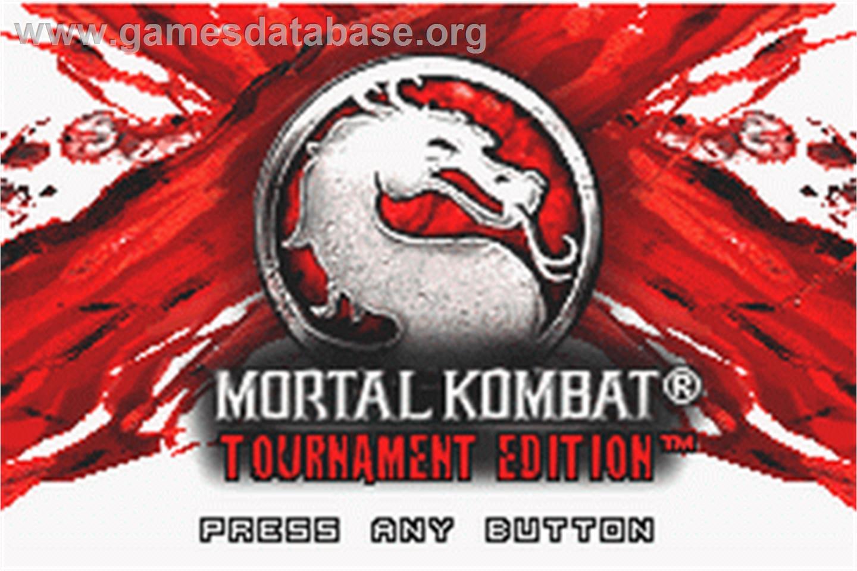 Bomberman Tournament Nintendo Game Boy Advance Games Database