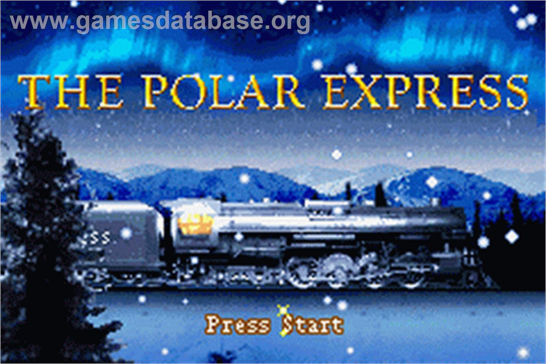 Lego Polar Express Polar express - nintendo game