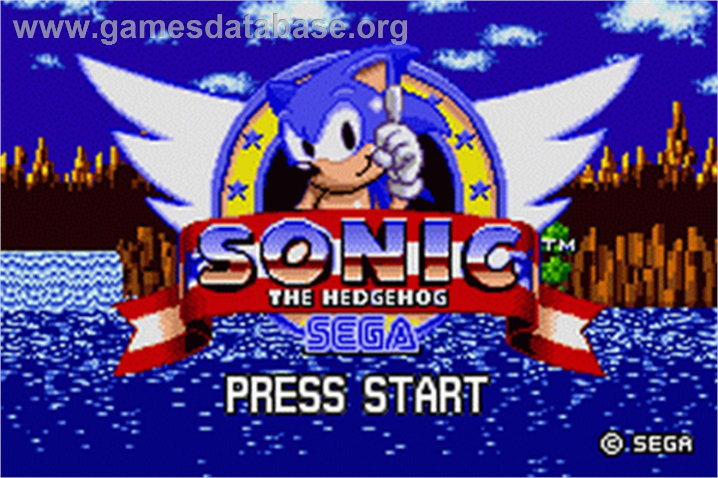 Sonic the hedgehog full game free pc download play sonic the