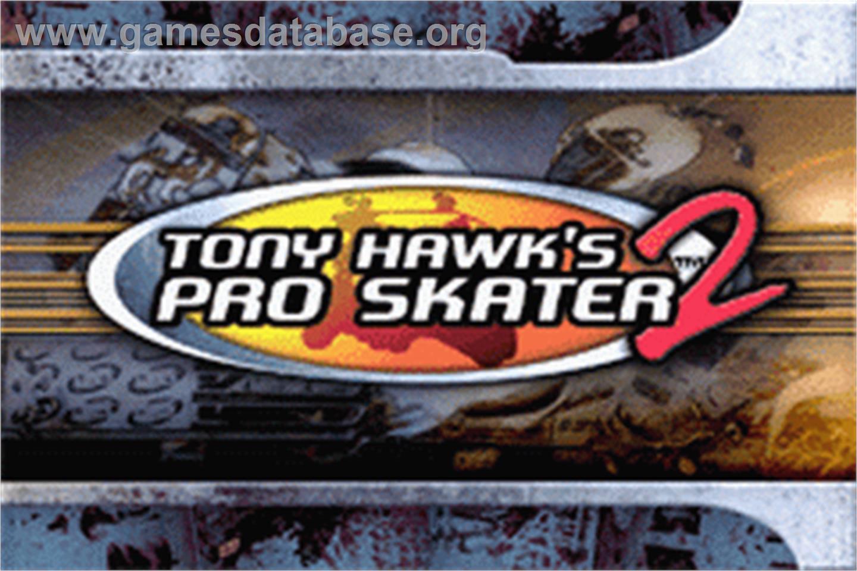 Tony Hawk s Pro Skater 2