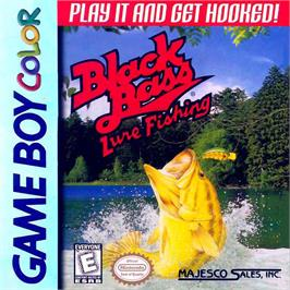 Box cover for Black Bass - Lure Fishing on the Nintendo Game Boy Color.
