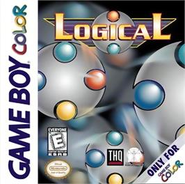 Box cover for Logical on the Nintendo Game Boy Color.