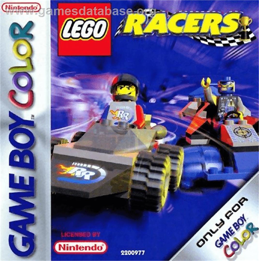 racing lego games