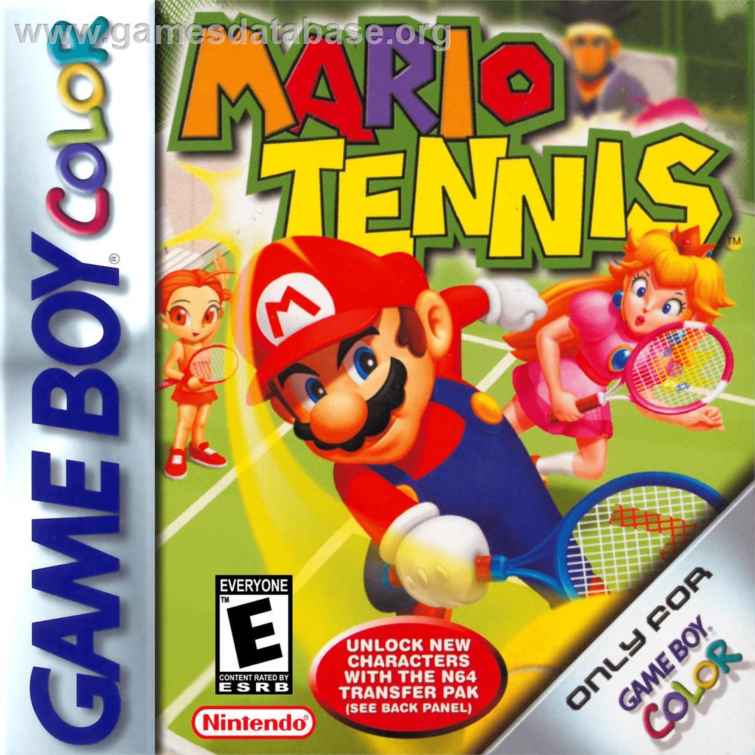 Mario Tennis - Nintendo Game Boy Color - Games Database