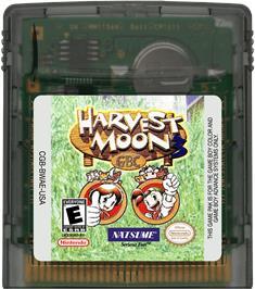 harvest moon de game boy color: