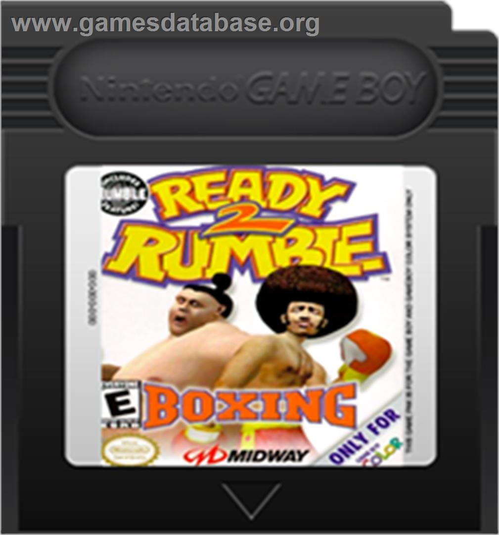 artwork for Ready 2 Rumble Boxing on the Nintendo Game Boy Color