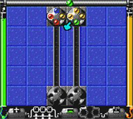In game image of Logical on the Nintendo Game Boy Color.
