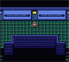 In game image of Shin Megami Tensei: Devil Children - Shiro no Sho on the Nintendo Game Boy Color.