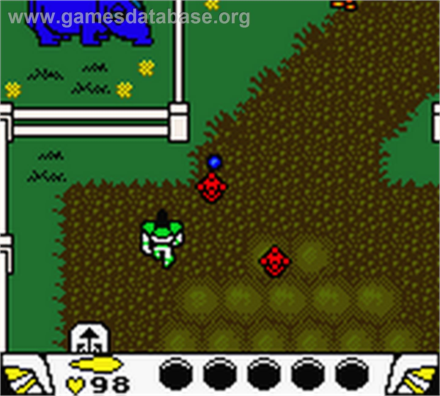 Buzz Lightyear Of Star Command Gameboy Color ROM Download ...