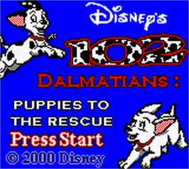 102 Dalmatians Puppies To The Rescue - Fun Online Game ...