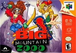 Box cover for Big Mountain 2000 on the Nintendo N64.