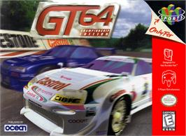 Box cover for GT 64: Championship Edition on the Nintendo N64.