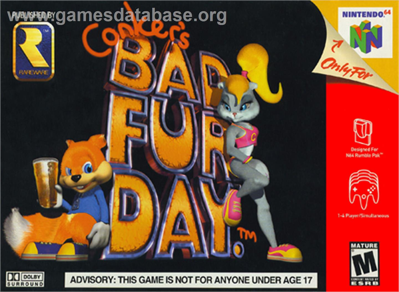 [Image: Conker-s_Bad_Fur_Day_-_2001_-_Rare,_Ltd..jpg]