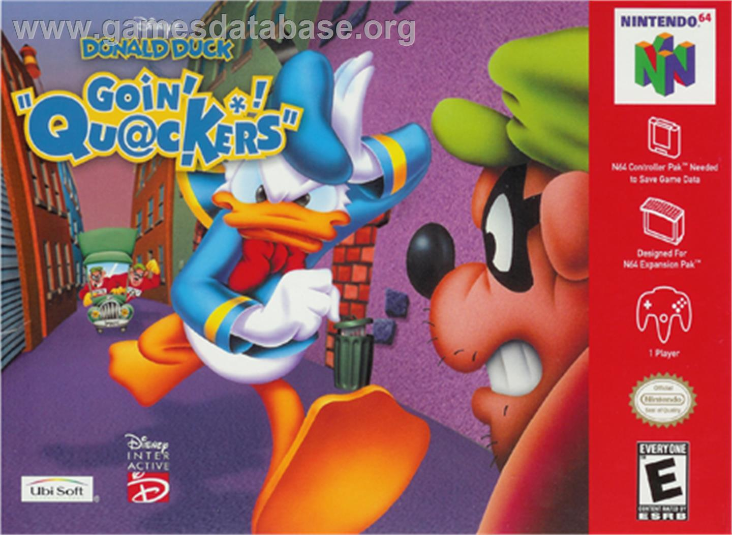 donald duck games