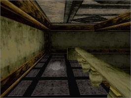 In game image of Shadowgate 64: The Trials of the Four Towers on the Nintendo N64.