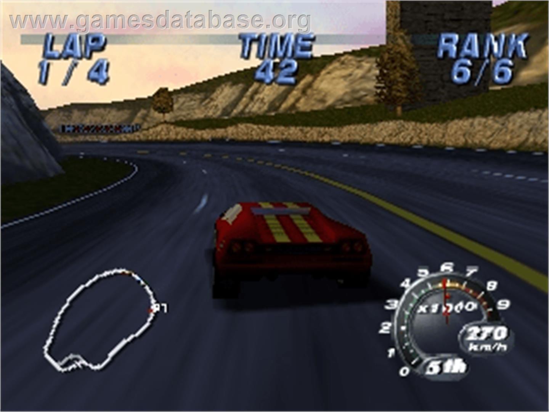 Automobili Lamborghini Nintendo N64 Games Database