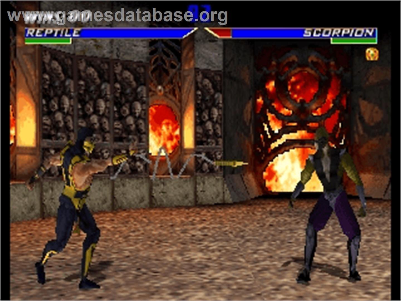 Mortal Combat Ii Snes Game Strategies - photo#17