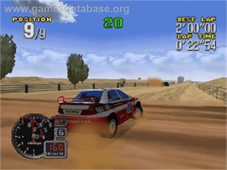 Movie rally 2000